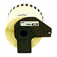 Brother P-Touch DK4605 Continuous Removable Paper Tape Labels