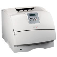 Lexmark T632n Network Laser Printer. Refurbished Printer [10G0400]